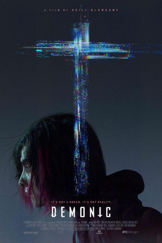 Untitled Neill Blomkamp/Horror Film