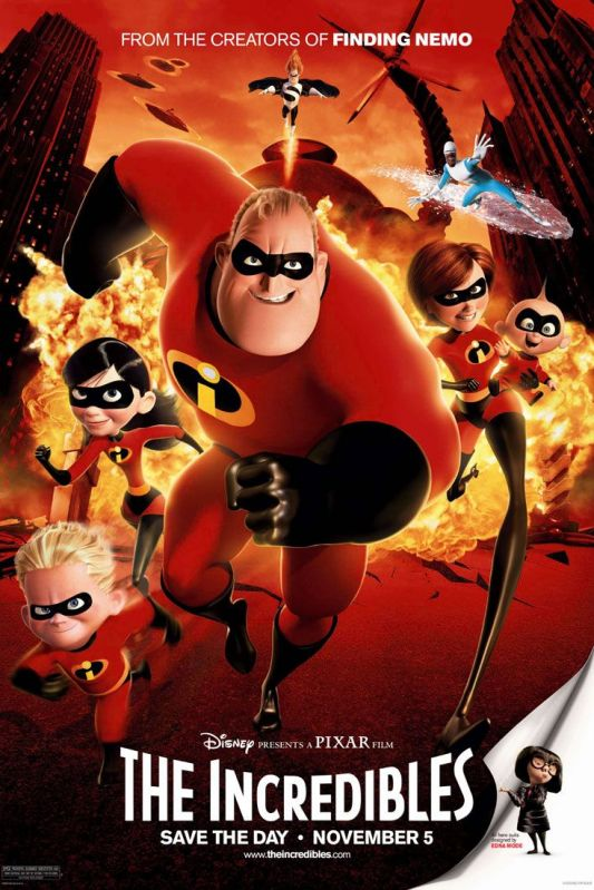 The Incredibles 1