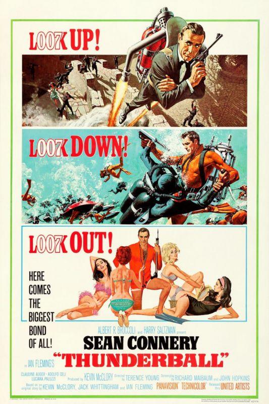 007: Thunderball