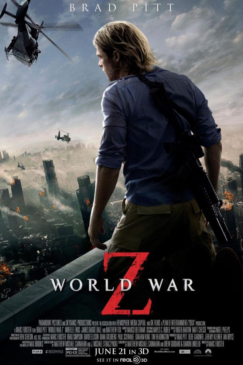 World War Z (Extended Cut) Poster