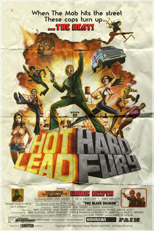Hot Lead Hard Fury