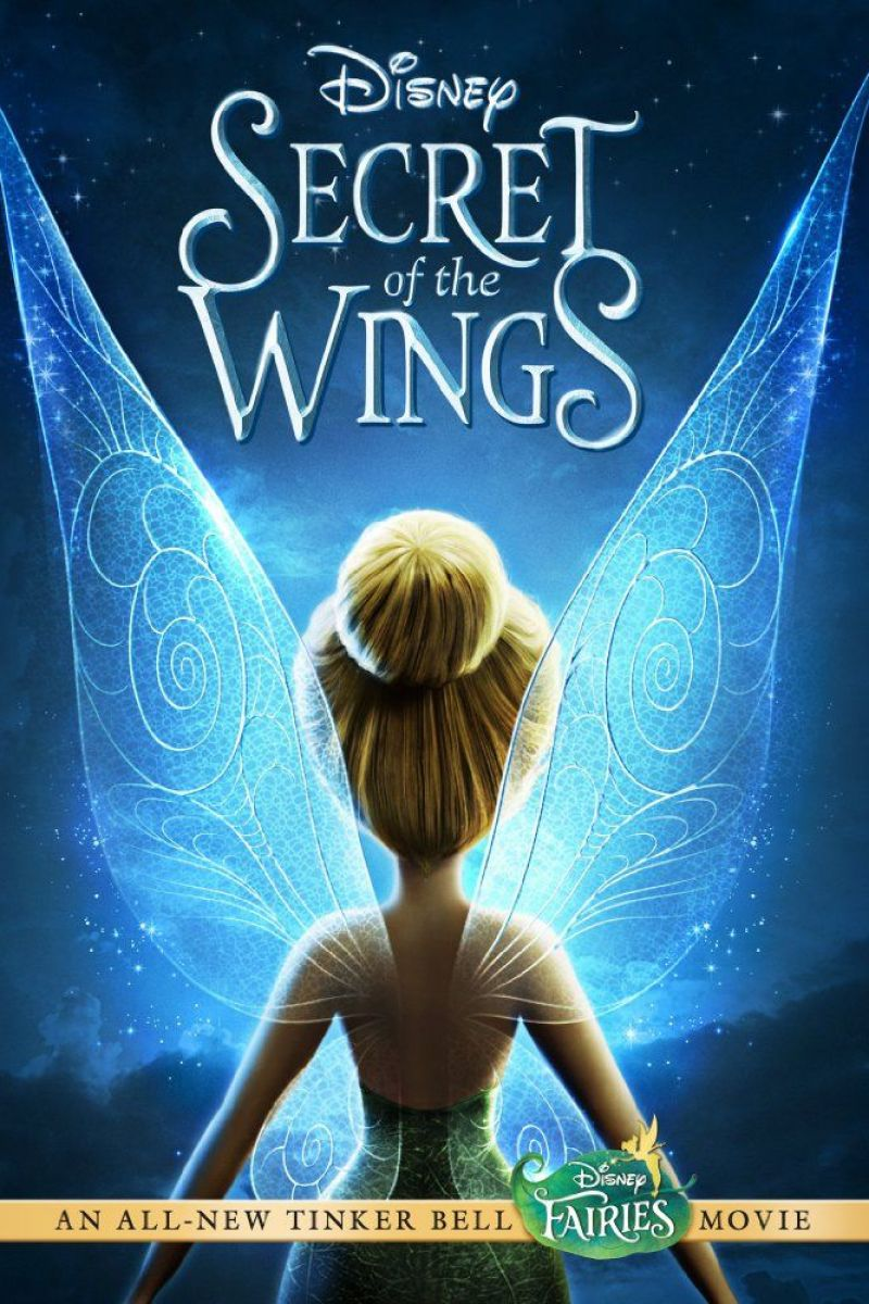 Tinker Bell - Secret of the Wings - 3D Poster