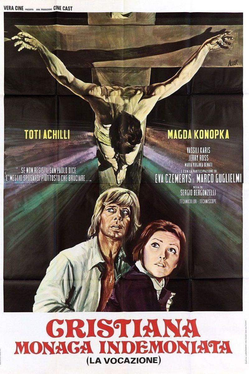 Cristiana the Devil Nun Poster