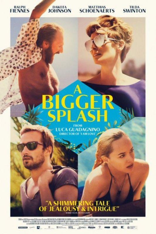 Bigger Splash, A (2015)