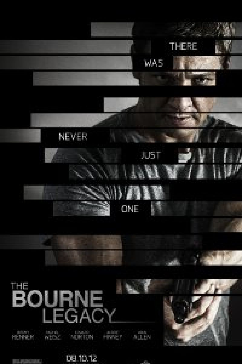 Bourne 4 - The Bourne Legacy Poster