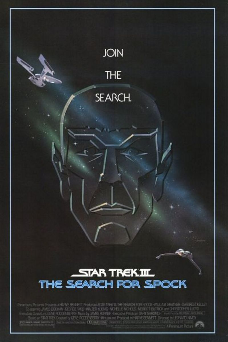 Star Trek 03 - The Search for Spock Poster