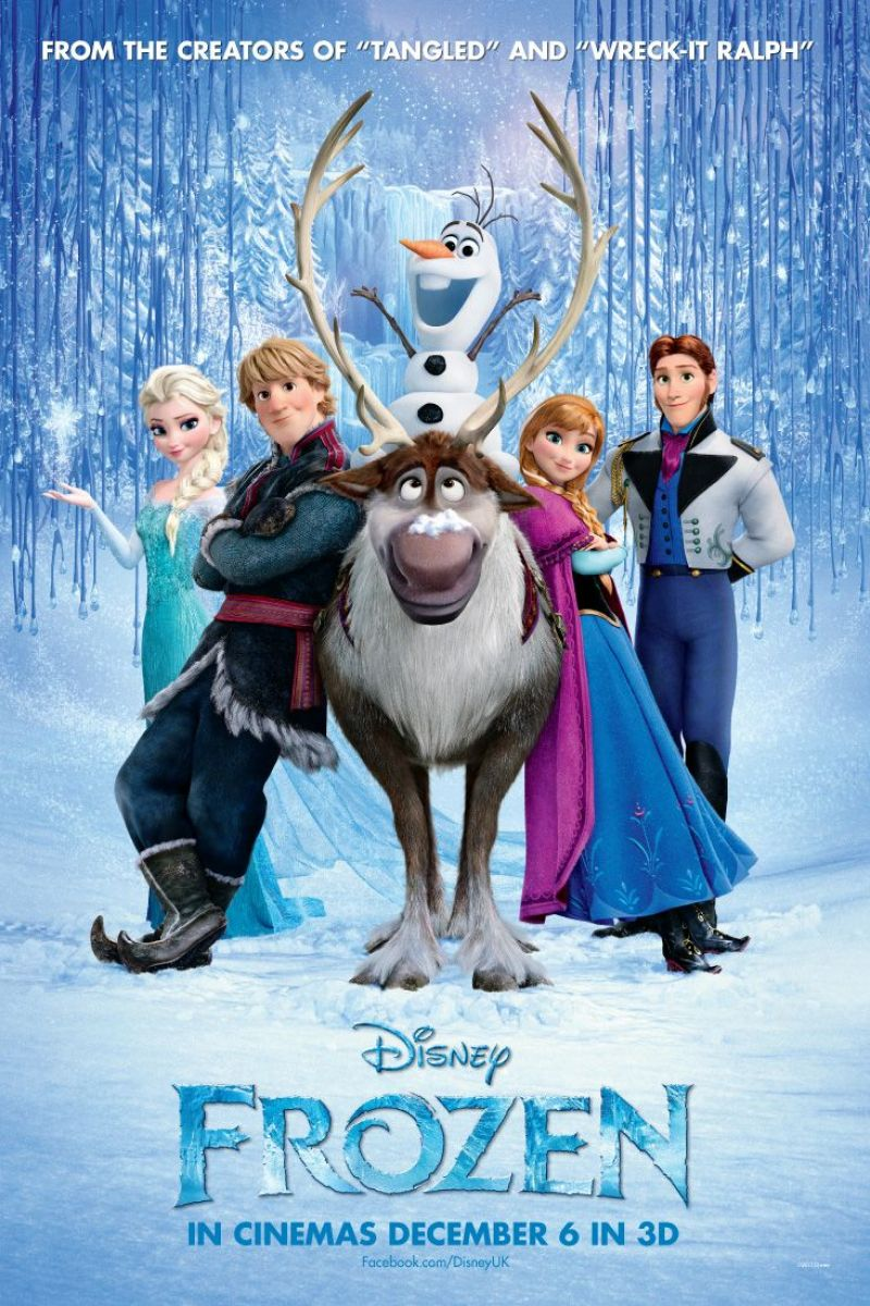 Frozen (Sing-Along Edition) Poster