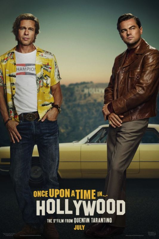 Once Upon a Time ...in Hollywood