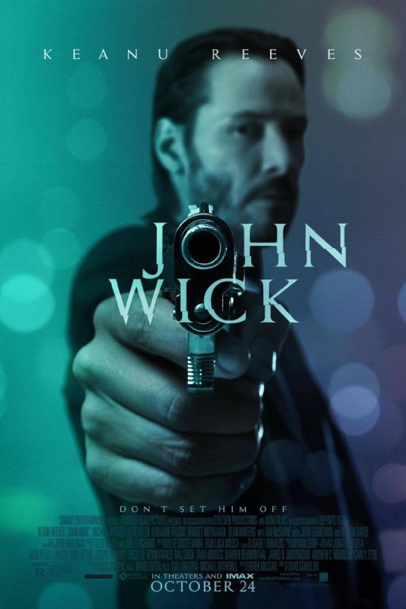 John Wick 1 Poster