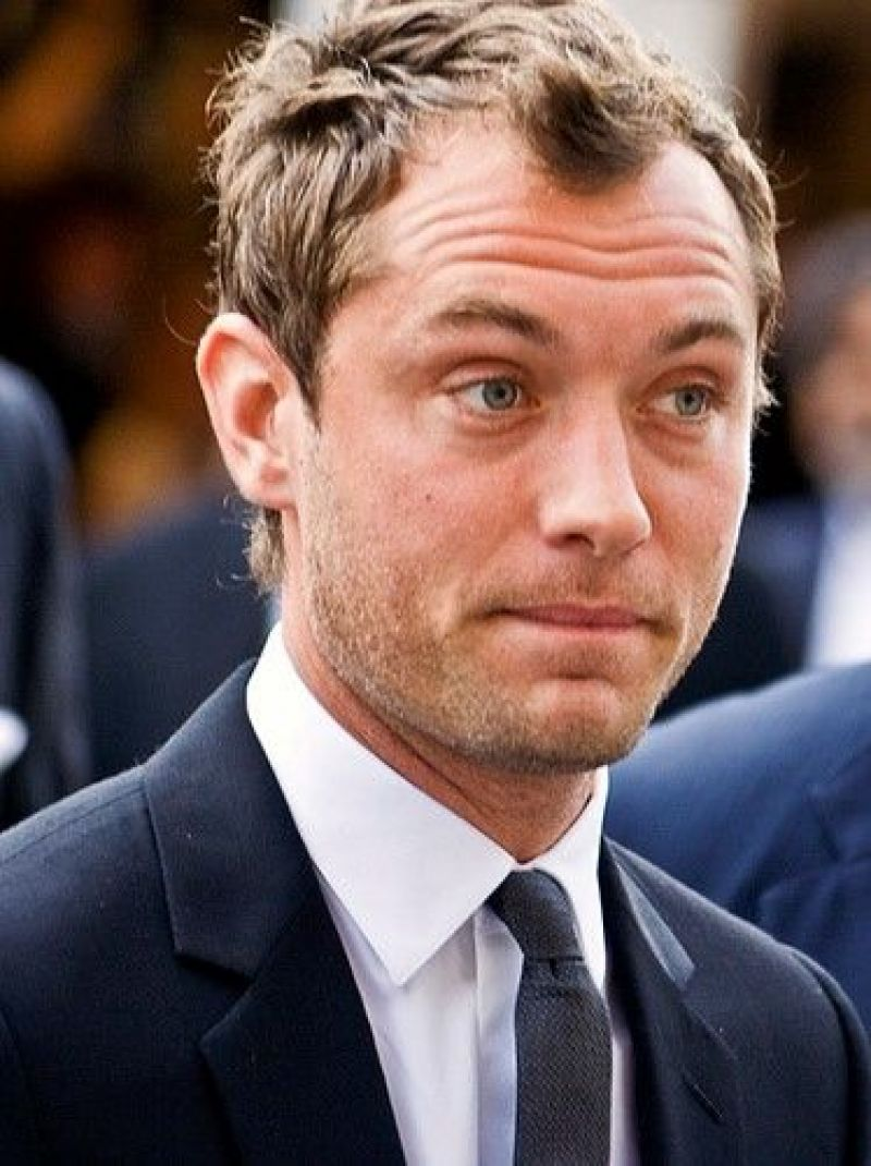 <strong>Jude Law</strong>. Image by Indian Nomad.