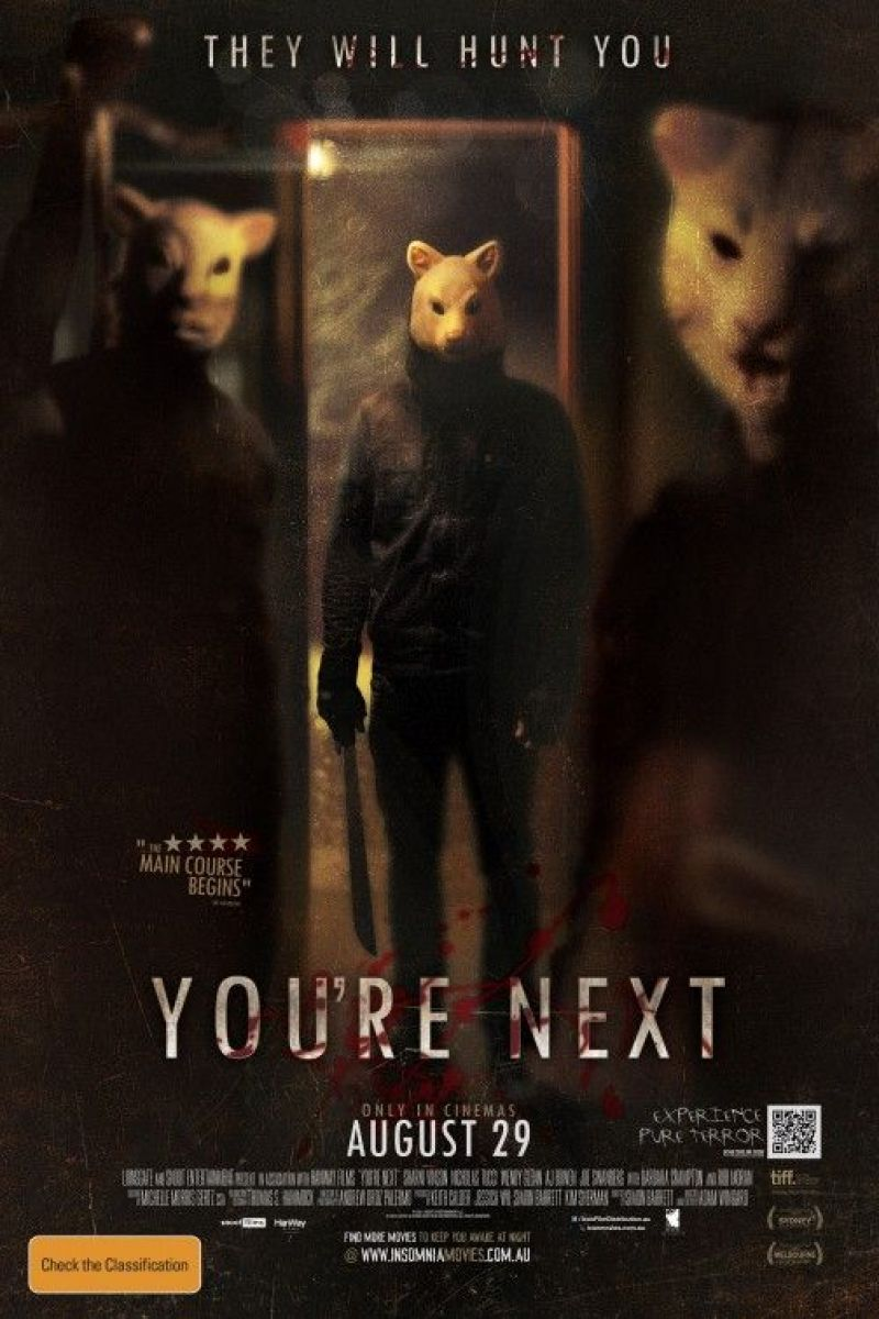 You Are Next Poster