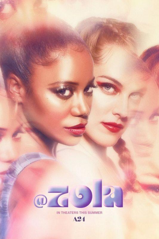 Zola Official Trailer