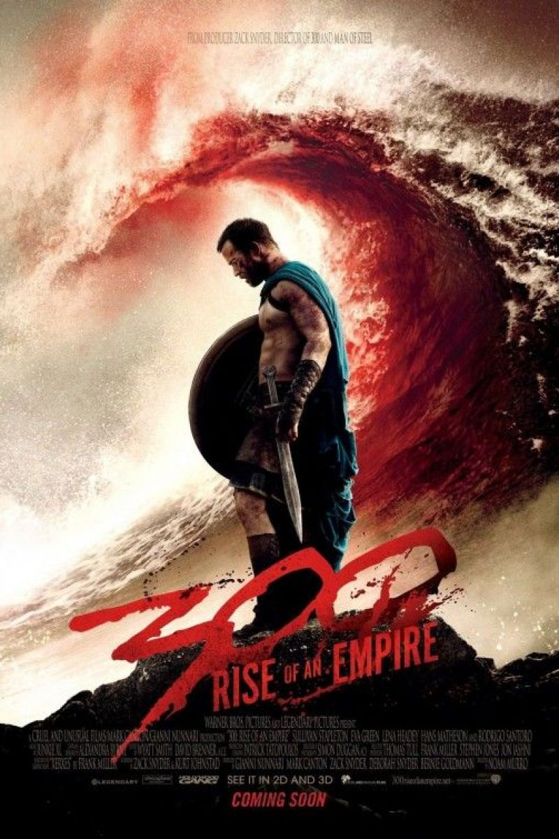 300 2: Rise of an Empire Poster