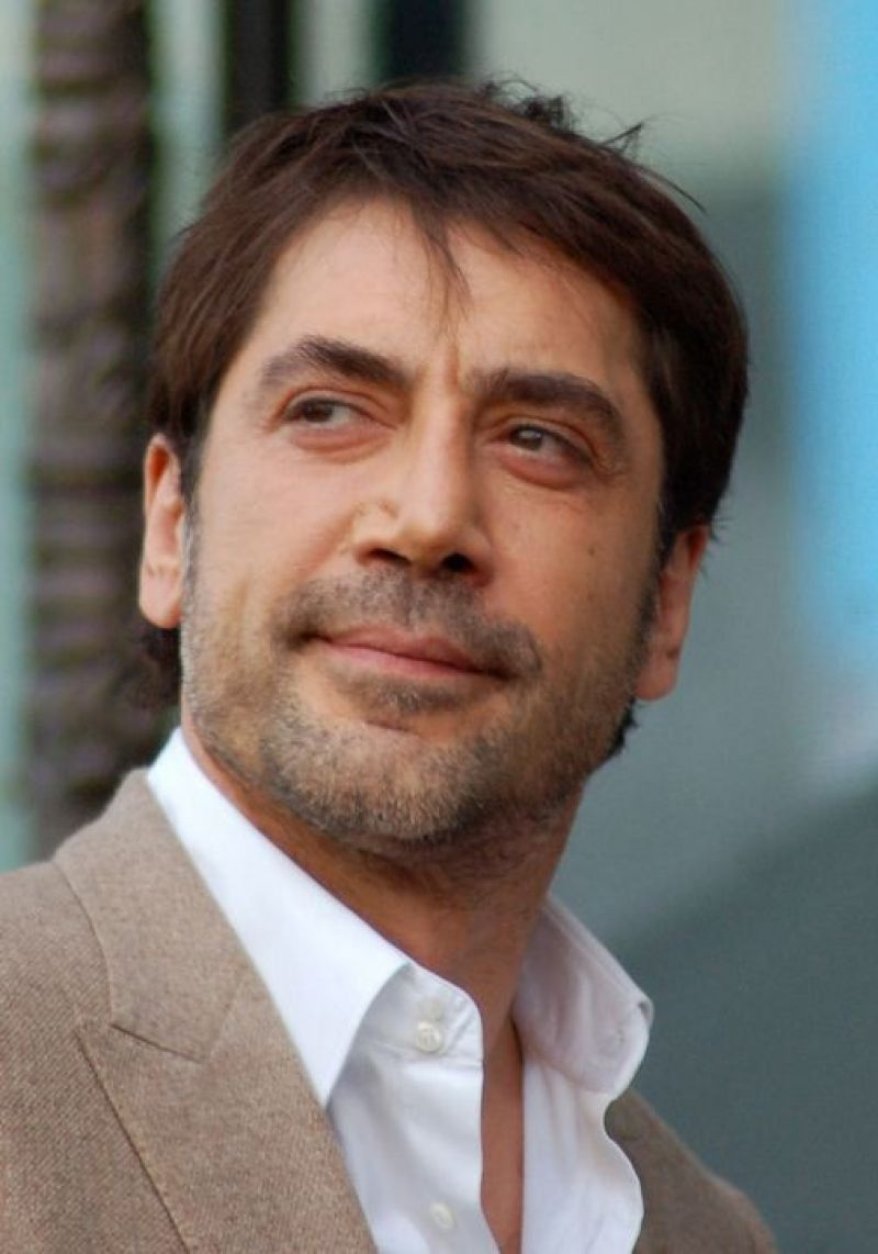 <strong>Javier Bardem</strong>. Image by Angela George.