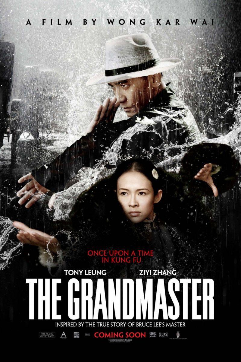 Grandmasters Poster